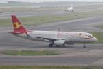 ショウさんが、関西国際空港で撮影した天津航空 A320-232の航空フォト(写真)
