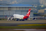 KAZKAZさんが、羽田空港で撮影したカンタス航空 747-438の航空フォト(写真)