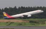 BOEING737MAX-8さんが、成田国際空港で撮影したアシアナ航空 A321-231の航空フォト(写真)