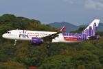 あしゅーさんが、福岡空港で撮影した香港エクスプレス A320-271Nの航空フォト(写真)