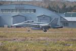 Koenig117さんが、千歳基地で撮影したオーストラリア空軍 F/A-18B Hornetの航空フォト(写真)