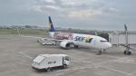 ライトレールさんが、羽田空港で撮影したスカイマーク 737-8ALの航空フォト(写真)