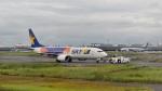 ライトレールさんが、羽田空港で撮影したスカイマーク 737-81Dの航空フォト(写真)