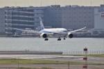 ゆなりあさんが、羽田空港で撮影した全日空 787-8 Dreamlinerの航空フォト(写真)