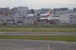 ゆなりあさんが、福岡空港で撮影した日本エアコミューター ATR-42-600の航空フォト(写真)