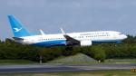 FlyingMonkeyさんが、成田国際空港で撮影した厦門航空 737-85Cの航空フォト(写真)