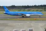@たかひろさんが、成田国際空港で撮影した厦門航空 787-9の航空フォト(写真)
