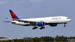 FlyingMonkeyさんが、成田国際空港で撮影したデルタ航空 777-232/LRの航空フォト(写真)