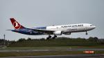 FlyingMonkeyさんが、成田国際空港で撮影したターキッシュ・エアラインズ A330-303の航空フォト(写真)