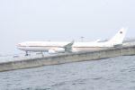 みきてぃさんが、関西国際空港で撮影したドイツ空軍 A340-313Xの航空フォト(飛行機 写真・画像)