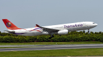 FlyingMonkeyさんが、成田国際空港で撮影したトランスアジア航空 A330-343Xの航空フォト(写真)