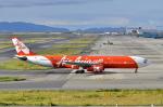 kix-booby2さんが、関西国際空港で撮影したタイ・エアアジア・エックス A330-343Eの航空フォト(写真)