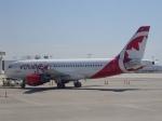 worldstar777さんが、マッカラン国際空港で撮影したエア・カナダ・ルージュ A319-114の航空フォト(写真)