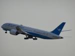 worldstar777さんが、成田国際空港で撮影した厦門航空 787-8 Dreamlinerの航空フォト(写真)