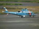 ヒコーキグモさんが、岡南飛行場で撮影した広島県警察 A109E Powerの航空フォト(写真)