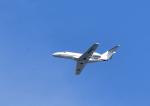 GOQさんが、函館空港で撮影した国土交通省 航空局 525C Citation CJ4の航空フォト(写真)