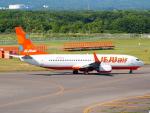 むらさめさんが、新千歳空港で撮影したチェジュ航空 737-86Nの航空フォト(写真)
