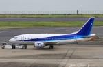 スポット110さんが、羽田空港で撮影したANAウイングス 737-54Kの航空フォト(写真)