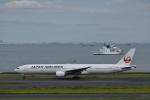 ぬま_FJHさんが、羽田空港で撮影した日本航空 777-346の航空フォト(写真)