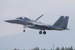 Koenig117さんが、千歳基地で撮影した航空自衛隊 F-15DJ Eagleの航空フォト(写真)
