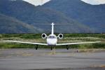 Gambardierさんが、岡南飛行場で撮影したオートパンサー 525A Citation CJ2の航空フォト(写真)
