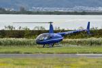 Gambardierさんが、岡南飛行場で撮影した日本個人所有 R44 IIの航空フォト(写真)