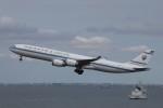 KAZFLYERさんが、羽田空港で撮影したクウェート政府 A340-542の航空フォト(飛行機 写真・画像)
