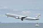 ぬま_FJHさんが、羽田空港で撮影したクウェート政府 A340-542の航空フォト(飛行機 写真・画像)