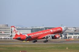 モモさんが、新千歳空港で撮影したエアアジア・エックス A330-343Eの航空フォト(飛行機 写真・画像)