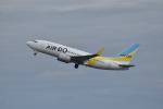 ぬま_FJHさんが、羽田空港で撮影したAIR DO 737-781の航空フォト(写真)