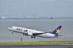 ぬま_FJHさんが、羽田空港で撮影したスカイマーク 737-86Nの航空フォト(写真)