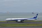 ぬま_FJHさんが、羽田空港で撮影した全日空 777-381/ERの航空フォト(写真)