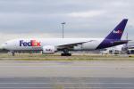 きんめいさんが、関西国際空港で撮影したフェデックス・エクスプレス 777-FS2の航空フォト(写真)