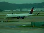kiyohsさんが、仁川国際空港で撮影したデルタ航空 767-332/ERの航空フォト(写真)