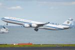 renseiさんが、羽田空港で撮影したクウェート政府 A340-542の航空フォト(写真)