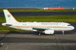 renseiさんが、羽田空港で撮影したコートジボワール政府 A319-133X CJの航空フォト(写真)