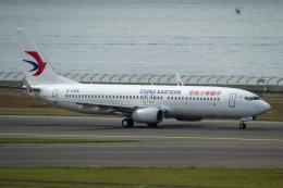 はやたいさんが、中部国際空港で撮影した中国東方航空 737-89Pの航空フォト(飛行機 写真・画像)