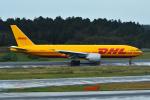 sepia2016さんが、成田国際空港で撮影したエアロ・ロジック 777-F6Nの航空フォト(写真)