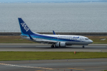 はやたいさんが、中部国際空港で撮影した全日空 737-781の航空フォト(写真)