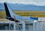 kiraboshi787さんが、長崎空港で撮影したオランダ政府 737-700 BBJの航空フォト(写真)