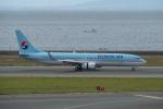 はやたいさんが、中部国際空港で撮影した大韓航空 737-9B5/ER の航空フォト(写真)