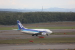 meijeanさんが、新千歳空港で撮影したANAウイングス 737-54Kの航空フォト(写真)