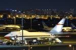 Yukipaさんが、羽田空港で撮影したオマーン・ロイヤル・フライト 747SP-27の航空フォト(写真)