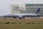 NH642さんが、台湾桃園国際空港で撮影したユナイテッド航空 777-322/ERの航空フォト(写真)