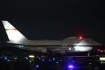 いんちゃんさんが、羽田空港で撮影したオマーン・ロイヤル・フライト 747SP-27の航空フォト(写真)