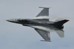 minoyanさんが、浜松基地で撮影したアメリカ空軍 F-16CM-50-CF Fighting Falconの航空フォト(写真)