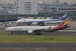 SIさんが、羽田空港で撮影したアシアナ航空 A330-323Xの航空フォト(写真)