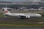 SIさんが、羽田空港で撮影した日本航空 777-246/ERの航空フォト(写真)