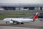kitayocchiさんが、羽田空港で撮影したフィリピン航空 A330-343Xの航空フォト(写真)
