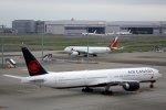 kitayocchiさんが、羽田空港で撮影したエア・カナダ 777-333/ERの航空フォト(写真)
